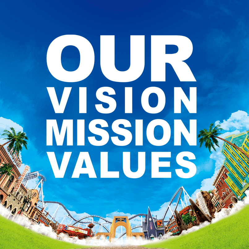 OUR VISION MISSION VALUES
